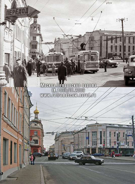 #130.Петровские ворота.IX.1966/III.2006